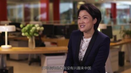 SOHO中国CEO张欣CNBC英文专访