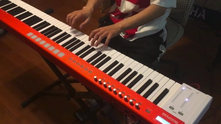 MIDIPLUS X Pro 钢琴音色试听