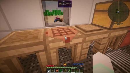 【大橙子】荒漠求生日记#4意外的发现[我的世界Minecraft]