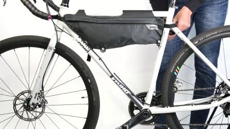 WOHO Xtouring 輕量單車露營包 車架包 安裝示範 2