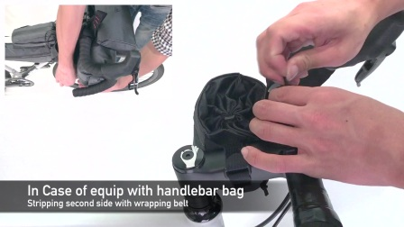 WOHO Xtouring 輕量單車露營包 水壺補給包 安裝示範