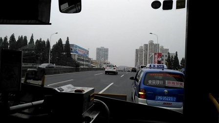 【巴士四公司】627路公交车(S2L-028G)(外环路长清路-耀龙路通耀路)全程【VID_20170627_161333】