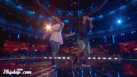 【vhiphop.com】World of Dance 2017 - Les Twins  The Duels