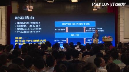 企点微服务网关演进之路——郑榕@PHPCON2017