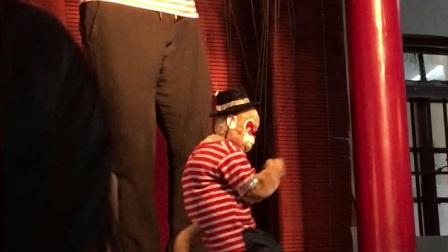 泉州木偶戏之《趣猴》