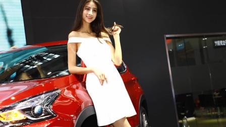 深港澳国际车展 2017 奇瑞瑞虎7 美模