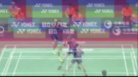 2017中国台北羽毛球公开赛决赛集锦