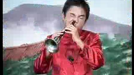 河南戏曲唢呐《绝技表演》