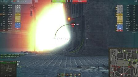 坦克世界尿座解说 最顶尖玩家告诉你1V29可以有