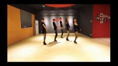 AOA - 短裙 Miniskirt ,爵士舞教学视频分解动作