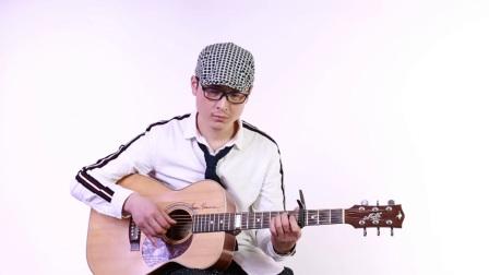 简单好听指弹吉他曲集一---天空之城(天津苏新程吉他教学)