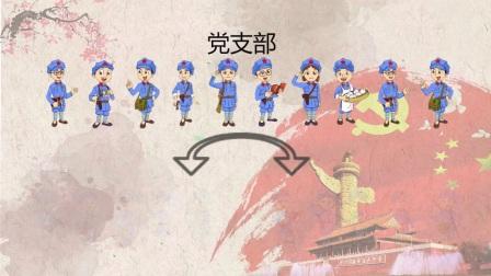 聊城茌平党建微课 党的基层组织