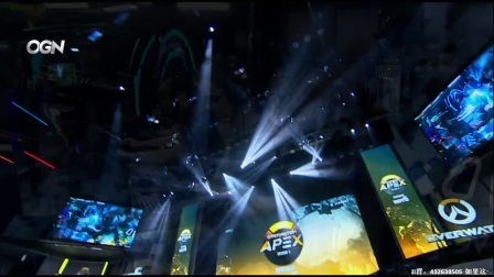 【MsJoy解说】APEX季军战AF.Blue vs Envyus 03