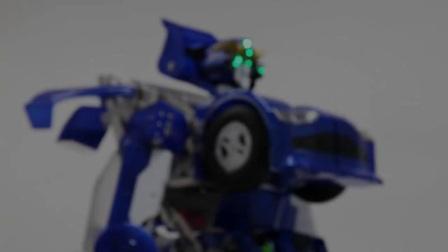 自動變形遙控機械人J-Deite Ride