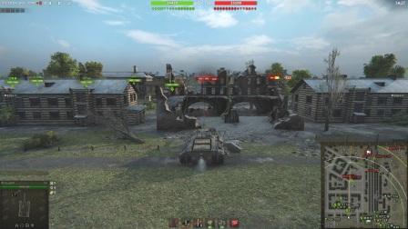 坦克世界尿座解说 丛林单排上分记