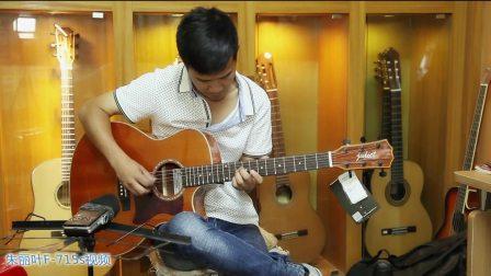 超好听!郭咚咚《千千阙歌》朱丽叶指弹吉他弹唱