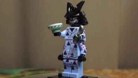 乐高 LEGO 71019 幻影忍者大电影 人仔抽抽