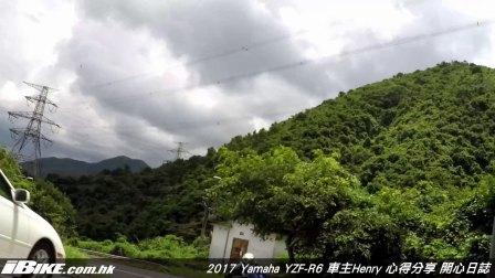2017 Yamaha YZF-R6 車主Henry開心日誌