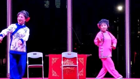 宁波文化广场古林甬剧团第二场婆媳和 包君亚