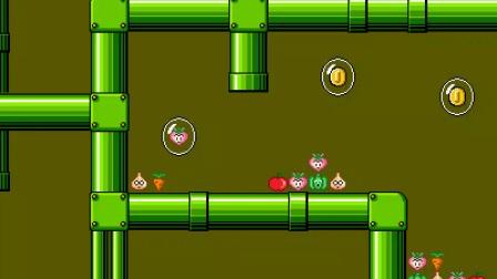 [歪四闯SMBX第30期]Luigi Worker解说录像