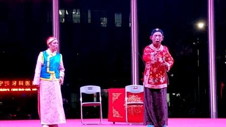 宁波文化广场古林甬剧团第一场婆媳和