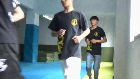 贵州暑假班空翻特技 双节棍 跆拳道 武术培训班