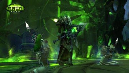 《魔兽世界》萨格拉斯之墓随机难度二区开放