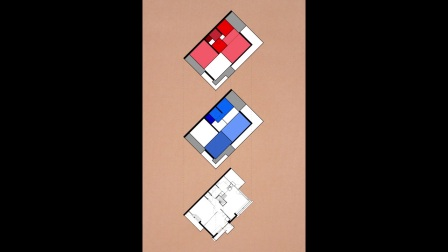 Analyzing Rietveld Schroder House Using Diagrams