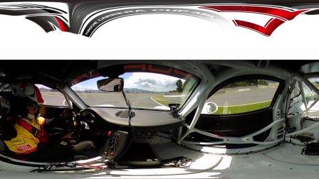保时捷新款 911 GT3 Cup 360°车载展示