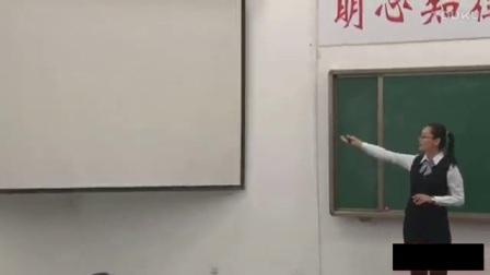 初中数学《三角形的内角和定理》说课视频,陈艳飞,第五届全国新世纪杯初中数学教师现场说课视频