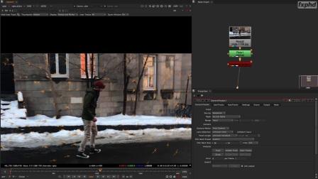 Nuke技巧贴士训练视频教程04-复制角色跳跃的效果