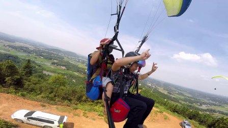 2017-7-15 南谷滑翔伞飞行体验02