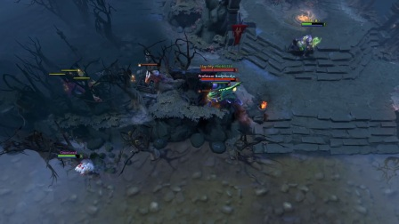 Dota 2 How to Cliff
