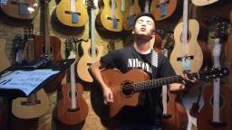 《我们》 吉他弹唱 参赛作品 琴放吉他
