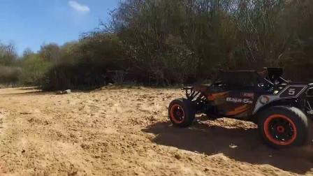 HPI Racing Baja 5B Kraken RTRs