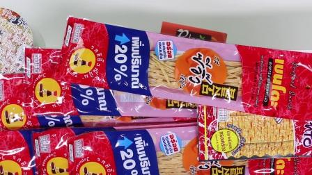 泰国零食专场 - 番号0620 - 开箱乐
