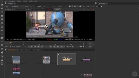 NUKE-3D立体电影教程08探讨立体抵消