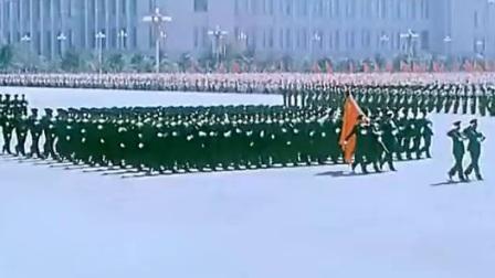 建国10周年大阅兵和230名将军合唱团演出