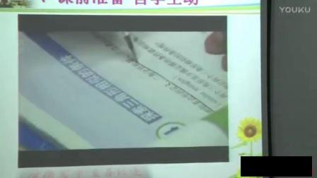 初中数学《探索三角形相似的条件》说课视频,蔡菊,第五届全国新世纪杯初中数学教师现场说课视频