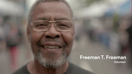 #ShowUp Stories: Freeman | Providence, RI