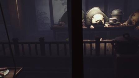 纯黑《小小梦魇》直播录像 P4