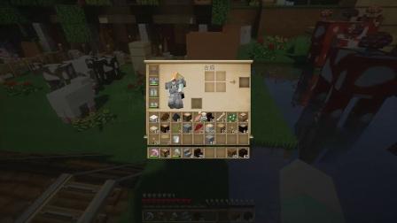【大橙子】浙大服生存#13工作小木屋[我的世界Minecraft]