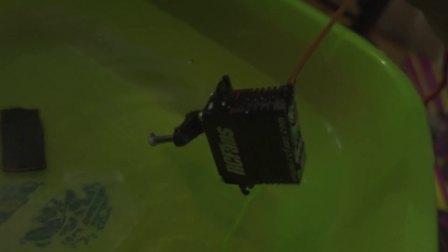 RCFANS花絮 自营限量版舵机测试搞笑片段
