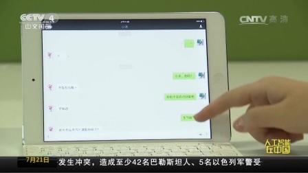 CCTV4系列报道《人工智能在中国》—少女诗人小冰