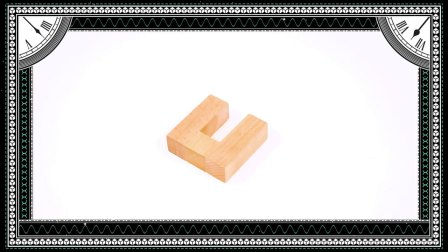 Einstein - Letter Block Puzzle - Challenge 3 Solution