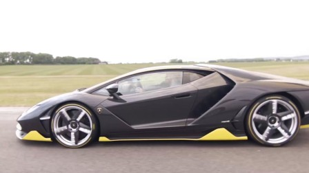 770bhp Lamborghini Centenario _ A century in the making