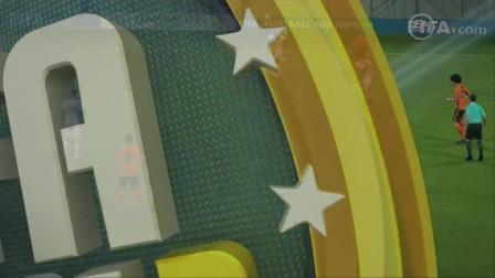 EA冠军杯2017夏季赛淘汰赛8进4 adidax X VS adidax ACE