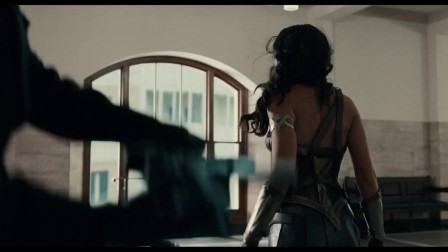 Justice League Comic-Con Trailer (2017)
