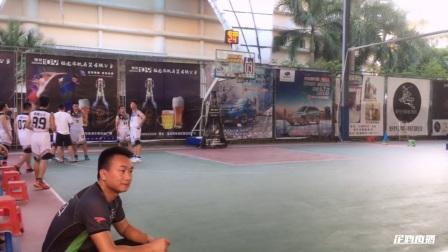 20170723漳州市第六届草根篮球联赛(视频直播)众亿工程46:53多普路七彩