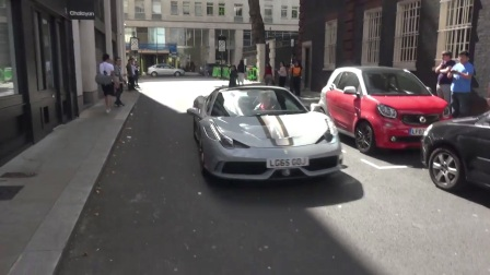 London Supercars June 2017